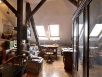 Pracovna (Prodej bytu 4+1 v osobním vlastnictví 174 m², Praha 6 - Bubeneč)