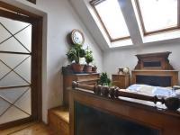 Ložnice (Prodej bytu 4+1 v osobním vlastnictví 174 m², Praha 6 - Bubeneč)