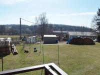 výhled z terasy (Prodej bytu 4+kk v osobním vlastnictví 83 m², Velké Popovice)