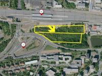 Prodej pozemku 9293 m², Praha 10 - Hostivař