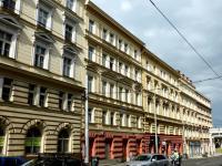 Prodej bytu 2+kk v osobním vlastnictví 37 m², Praha 5 - Smíchov