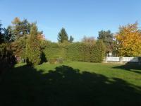 Zahrada  (Prodej domu v osobním vlastnictví 351 m², Praha 9 - Klánovice)