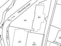 Prodej pozemku 3710 m², Všenory