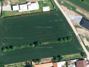 Foto mapa - Prodej pozemku 2305 m², Rajhrad