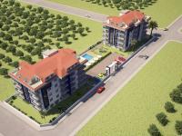 Prodej bytu 2+kk v osobním vlastnictví, 60 m2, Alanya
