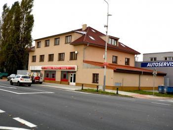 Budova Náchodská ulice - Pronájem obchodních prostor 580 m², Praha 9 - Horní Počernice
