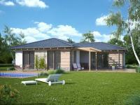 Prodej projektu na klíč 108 m², Herink