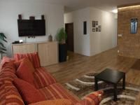 Obývací pokoj (Prodej domu v osobním vlastnictví 560 m², Zlosyň)