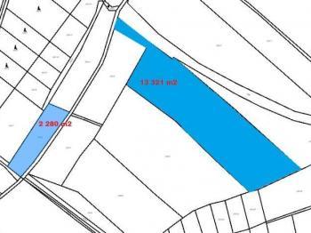 Prodej pozemku 15601 m², Kostelec nad Labem