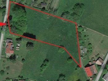 Prodej pozemku 5038 m², Žacléř