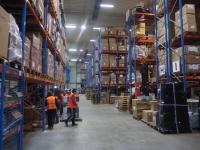 Pronájem skladovacích prostor 4000 m², Nehvizdy