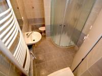 Koupelna (Pronájem bytu 2+kk v osobním vlastnictví 47 m², Hradec Králové)