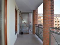 velká lodžie (Pronájem bytu 2+kk v osobním vlastnictví 68 m², Praha 6 - Dejvice)
