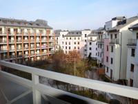 pohled z velké lodžie (Pronájem bytu 2+kk v osobním vlastnictví 68 m², Praha 6 - Dejvice)