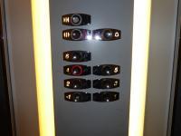výtah (Pronájem bytu 2+kk v osobním vlastnictví 68 m², Praha 6 - Dejvice)