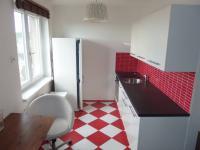Kuchyně (Prodej bytu 3+kk v osobním vlastnictví 66 m², Praha 9 - Hloubětín)
