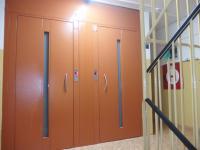 Výtahy (Prodej bytu 3+kk v osobním vlastnictví 66 m², Praha 9 - Hloubětín)