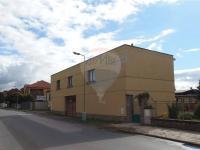 Pohled z ulice Brandýská - Pronájem kancelářských prostor 80 m², Jirny