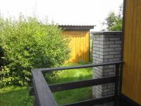 terasa chaty  (Prodej chaty / chalupy 40 m², Choltice)