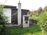 chata ze zadní části  (Prodej chaty / chalupy 40 m², Choltice)