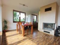 Jídelní část obývacího pokoje (Prodej domu v osobním vlastnictví 137 m², Klučov)