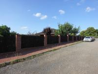 Pohled na dům z ulice (Prodej domu v osobním vlastnictví 137 m², Klučov)