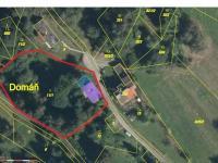Prodej pozemku 2416 m², Bozkov