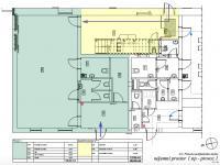 Pronájem obchodních prostor 86 m², Praha 9 - Běchovice
