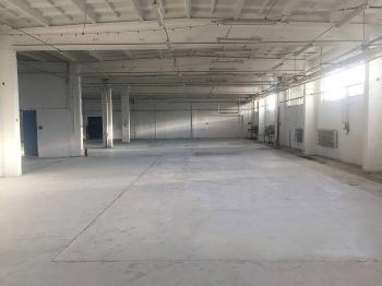 Pronájem skladovacích prostor 1020 m², Praha 9 - Horní Počernice