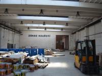 Pronájem skladovacích prostor 1600 m², Kolín