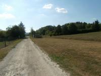 Prodej pozemku 1763 m², Chocerady