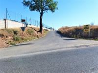 vjezd na pozemek (Pronájem pozemku 7707 m², Úvaly)
