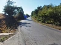 příjezd od Přišimas (Pronájem pozemku 7707 m², Úvaly)
