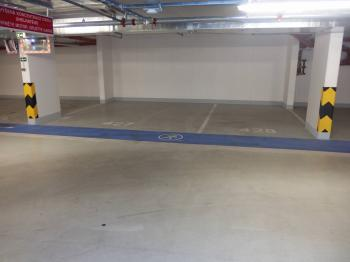 Parkovací místo - Pronájem bytu 2+kk v osobním vlastnictví 71 m², Praha 3 - Žižkov