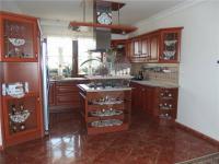 Kuchyň (Prodej domu v osobním vlastnictví 213 m², Šestajovice)