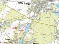 Prodej pozemku 8961 m², Český Brod