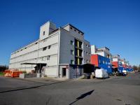 Pronájem komerčního prostoru (skladovací) v osobním vlastnictví, 631 m2, Praha 9 - Horní Počernice