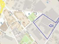 Pronájem skladovacích prostor 680 m², Kolín