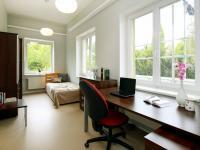 Ložnice č. 3 - Prodej bytu 4+kk v osobním vlastnictví 130 m², Praha 9 - Klánovice