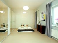 Ložnice č. 1 - Prodej bytu 4+kk v osobním vlastnictví 130 m², Praha 9 - Klánovice