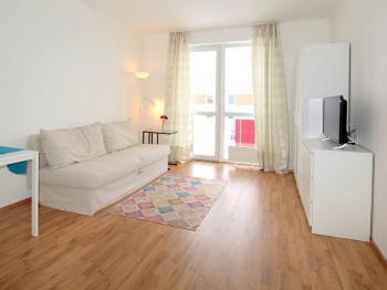 Prodej bytu 1+kk v osobním vlastnictví 26 m², Chýně