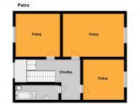 Prodej domu v osobním vlastnictví 145 m², Rataje nad Sázavou