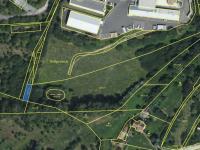 Pozemek 2 - Prodej pozemku 726 m², Praha 9 - Horní Počernice