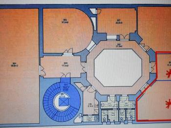 Pronájem kancelářských prostor 51 m², Praha 1 - Nové Město