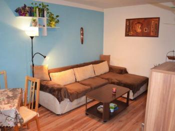 Obývací místnost - Prodej bytu 4+1 v osobním vlastnictví 68 m², Čelákovice