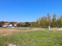pohled ke Klánovickému lesu - Prodej pozemku 1066 m², Horoušany