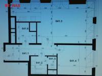 Půdorys - Prodej bytu 2+kk v osobním vlastnictví 76 m², Praha 3 - Žižkov
