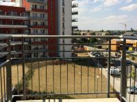 výhled z balkonu - Prodej bytu 1+kk v osobním vlastnictví 40 m², Praha 9 - Letňany