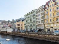 Činžovní dům - Prodej penzionu 736 m², Karlovy Vary