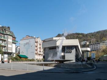Vřído - Prodej penzionu 736 m², Karlovy Vary